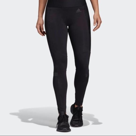 5cf2e25e15 Women's Adidas WND Tights/leggings black sz small